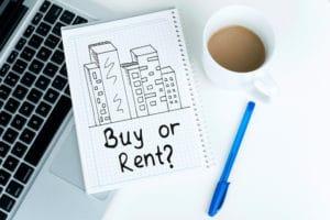 Buy don't rent